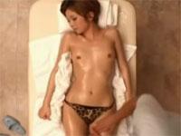 某小◎魔系ギャル雑誌の読者モデルのエロエステ出演作品発見!キター!!
