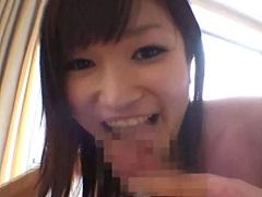 関西弁で実況しながら男を攻めるカワイイ関西娘とラブラブセックス!