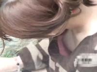 隠し撮り。【胸チラ】映像、詰め合わせ!