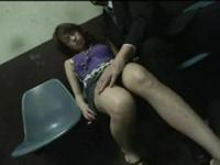 駅のホームで泥酔した女の子がいたので、フェラ●オさせてみたよww