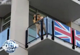 ■【動画あり】ソチ五輪の選手村でセックスしてるマジキチカップル発見wwwwwww