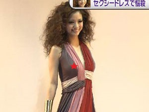 画像・動画あり★上戸彩がセクシードレスで乳首浮いちゃってる! ! ! やっぱり、おっぱいがすごい! ! !