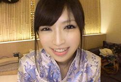 個人撮影 チャイナドレスが似合いすぎな19歳の中華レストラン店員とハメ撮り!