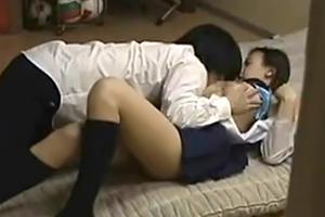 【盗撮】どこでもヤリまくるJKカップルのSEX映像バラ撒かれる・・・