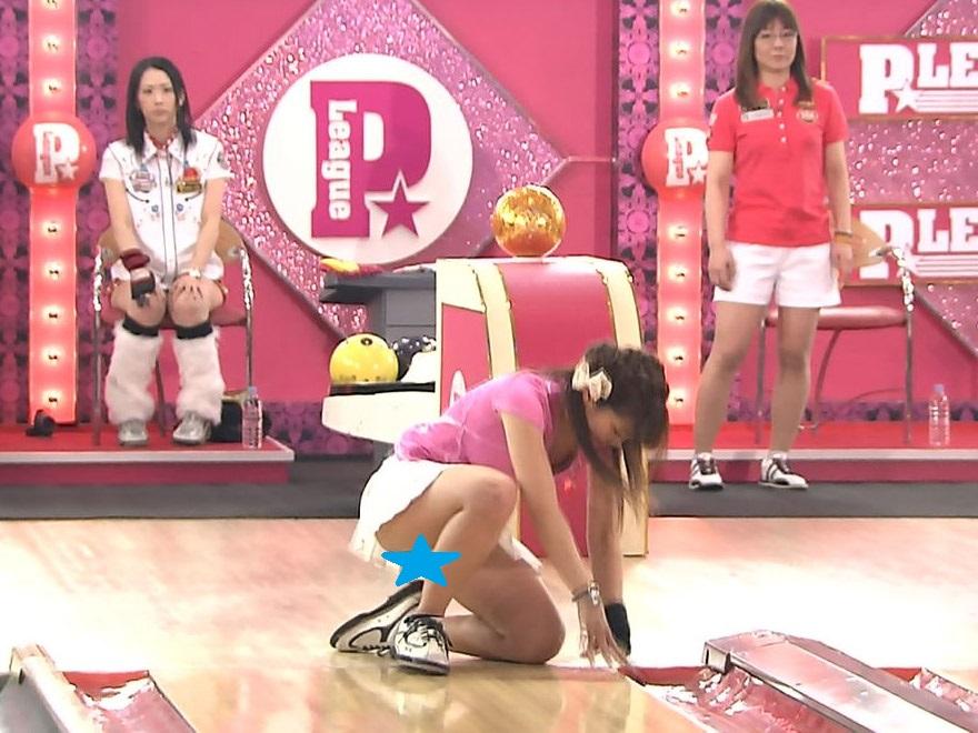 『P☆League』とかいう、○ンチラとスポーツを同時に楽しめる神ボウリング番組wwwwwww(画像あり)