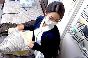 【パコキャス!】現役看護師がネットの生配信でセックス晒す…